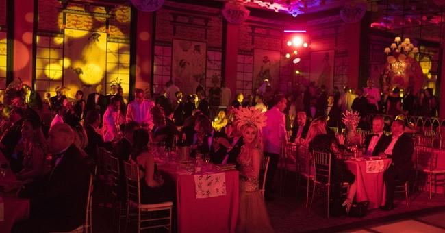 Far from Carnival street fests, glitzy Rio Ball for elite