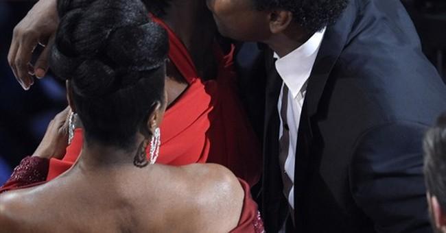 Viola Davis wins supporting actress Oscar for 'Fences'