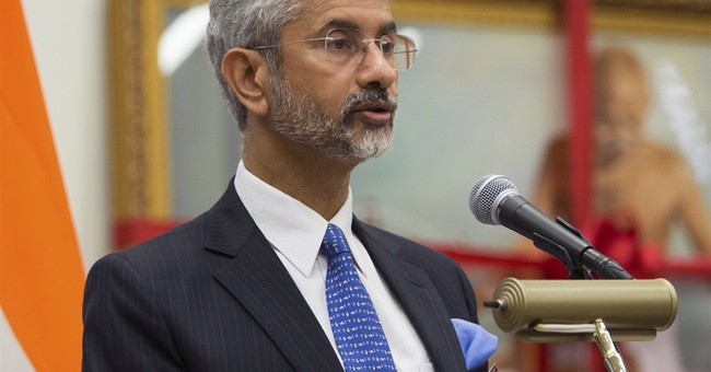 India's top diplomat to visit Washington for talks