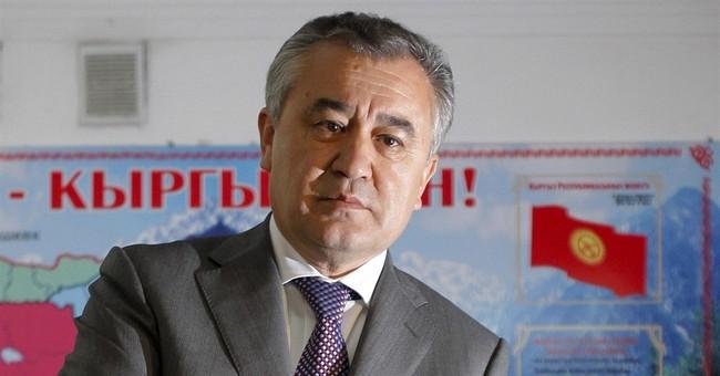 Protests erupt after Kyrgyzstan arrests opposition leader
