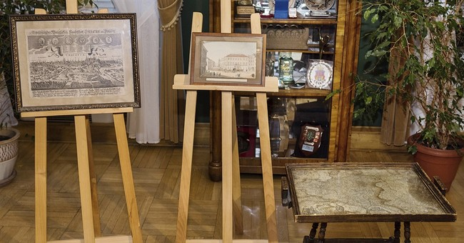 Nazi's son returns art that his family looted in Poland