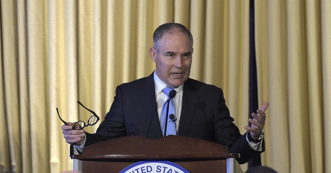 EPA chief Pruitt's ex-office wants more time on emails