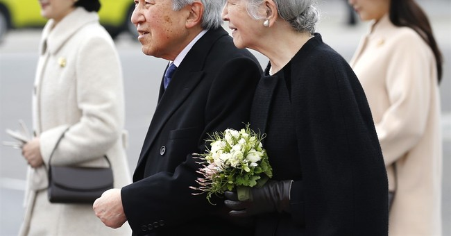 Japanese emperor departs for visit to Vietnam and Thailand