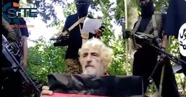 Philippine militants release video of German's beheading