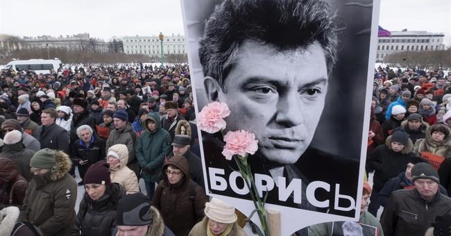 Russian opposition struggles 2 years after Nemtsov killing