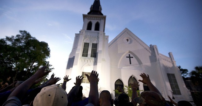 Dylann Roof's jurors worship at church where he massacred 9
