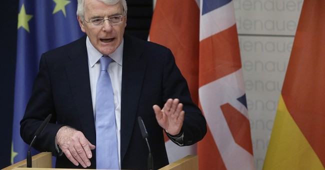 Former UK PM Major slams 'unrealistic' Brexit expectations