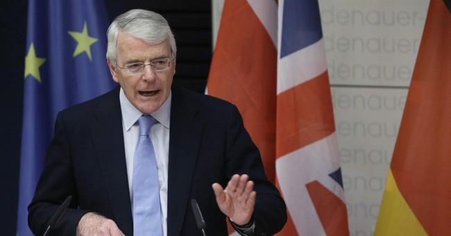 Former UK PM Major slams 'unrealistic' Brexit expectations
