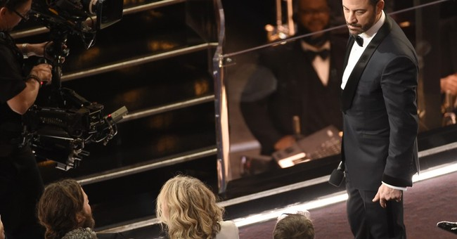Review: What happened? Oscar host Kimmel was  unflappable