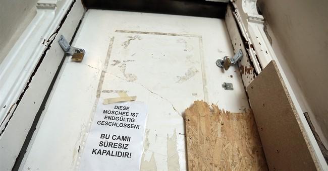 German police raid sites linked to radical mosque in Berlin