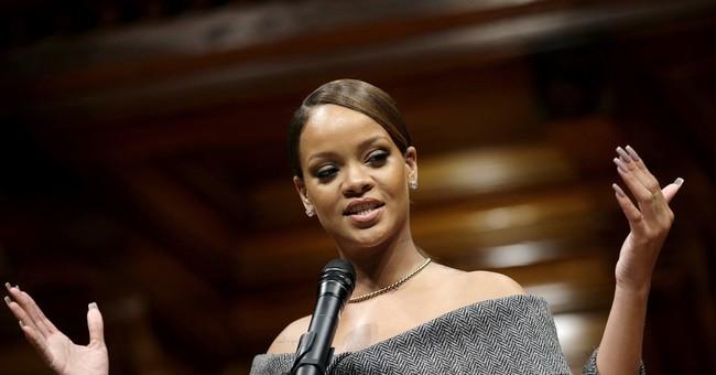 Bright like a diamond: Harvard honors Rihanna's philanthropy