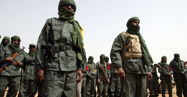 Tuareg rebels join Mali army in operation against extremists