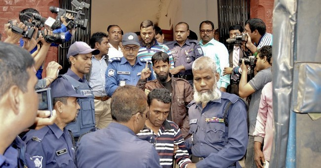 Bangladesh militants get death sentence for killing Japanese