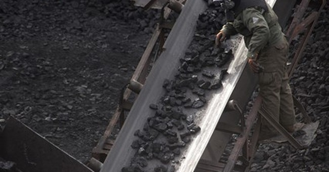 China's coal consumption falls for 3rd year in a row