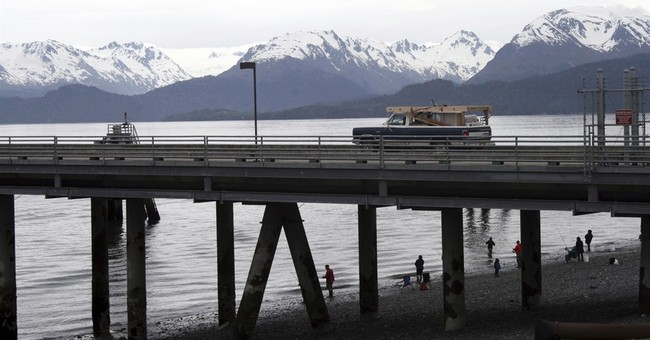 Alaska fishing town rejects inclusivity measure