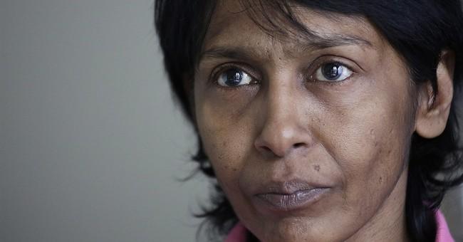 Deported Singaporean says UK treated her 'like a terrorist'