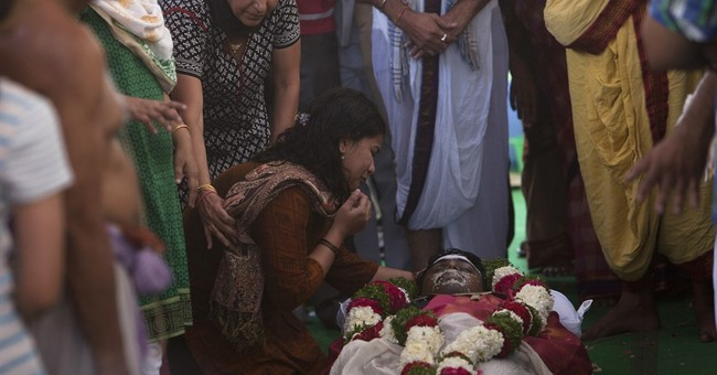 Mother of slain Indian man told him to leave US if in danger