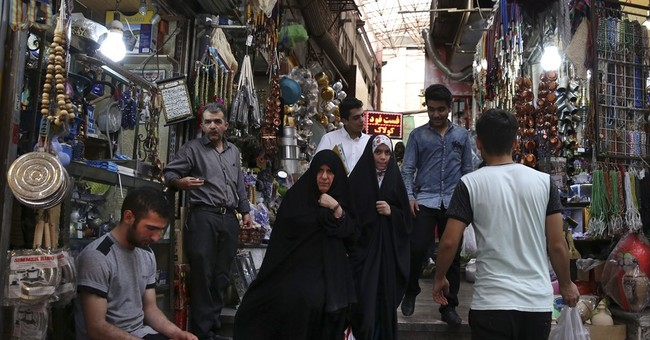 IMF says Iran rebounds after nuclear deal, but danger looms