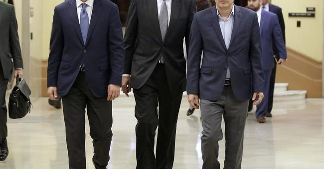 Democratic effort led by ex-AG Holder targets swing states