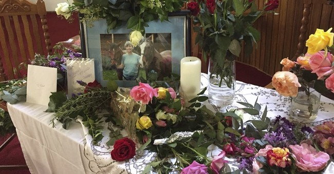 Funeral held for Briton killed in South Africa farm attack