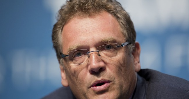 Former FIFA official Valcke appeals 10-year soccer ban