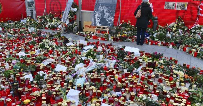 Poll: Most Germans feel safe despite Berlin attack