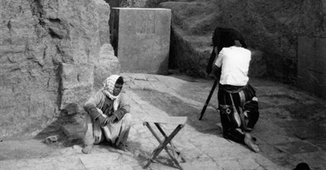 Agatha Christie helped in uncovering Iraq's ancient Nimrud