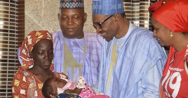 Free from Boko Haram, Nigeria's Chibok girls are kept silent