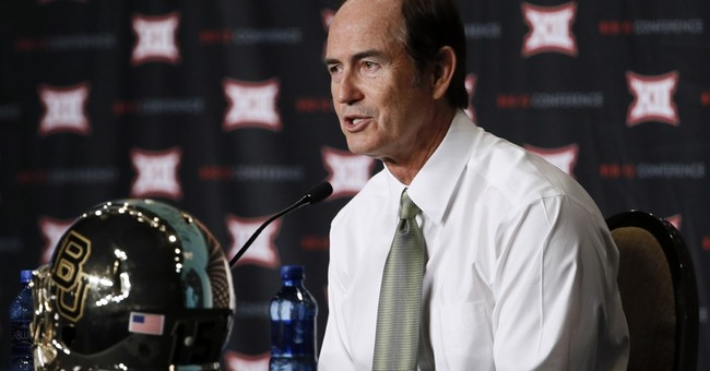 Texas Rangers to investigate Baylor handling of sex assaults