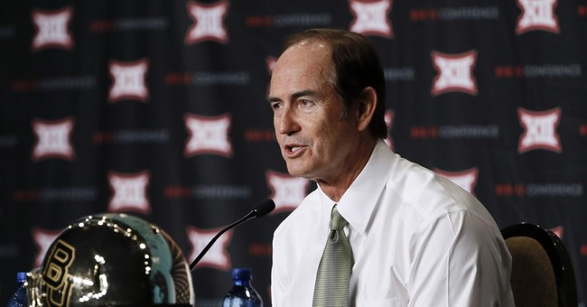 Texas Rangers to investigate Baylor handling of sex assaults