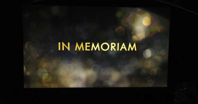 Academy apologizes for in memoriam mistake