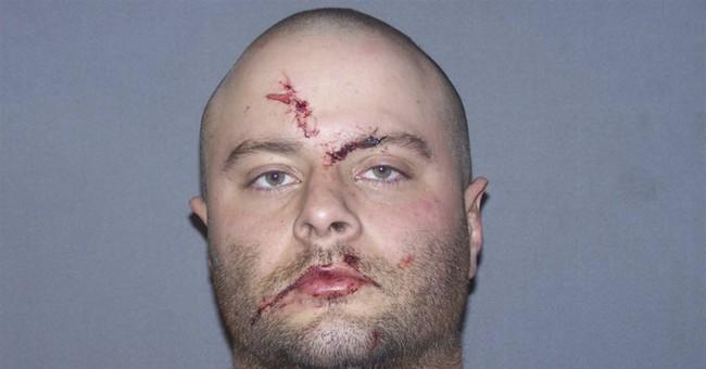 Mississippi suspect's mayhem-fueled run ends in fiery crash