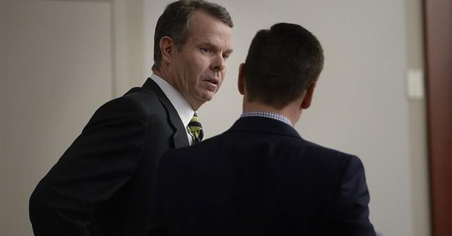 The Latest: Jury acquits ex-Utah attorney general of bribery