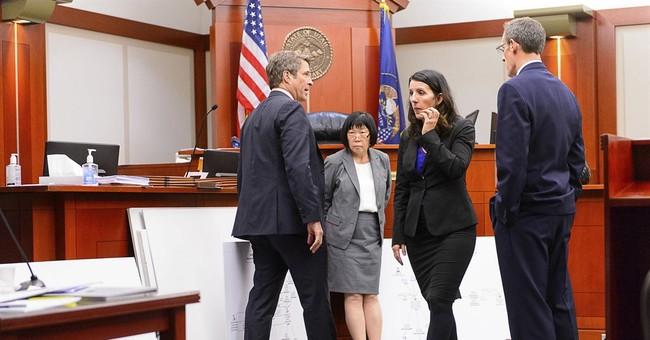 The Latest: Utah jury gets attorney general bribery case