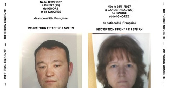 'Time froze' at bloody house of missing French family