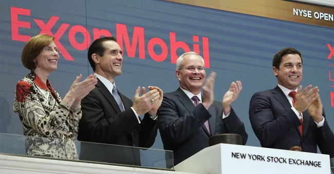 New Exxon CEO says company will boost production