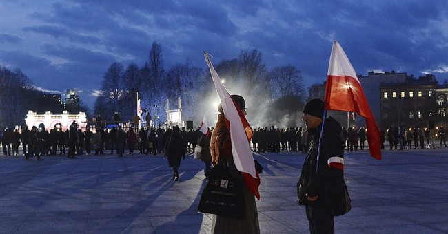 Poland honors anti-communist fighters as founders of freedom
