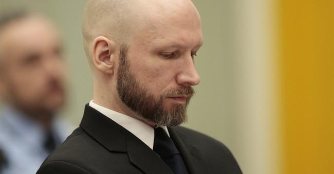 Court: Norway didn't violate rights of mass murderer Breivik