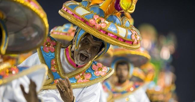 Samba school Portela wins Rio Carnival parade after 33 years