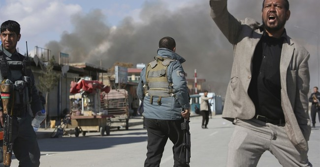 Taliban suicide attacks, shootout kill 16 in Afghan capital