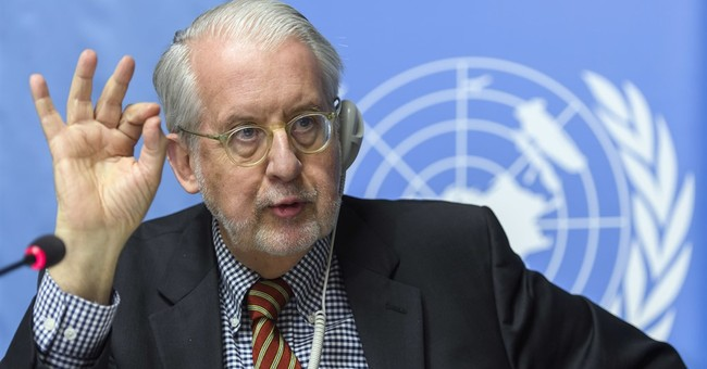 UN panel alleges Aleppo war crimes; Syria talks inch forward