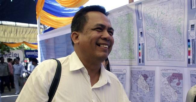 Man confesses killing Cambodia activist but family doubts it