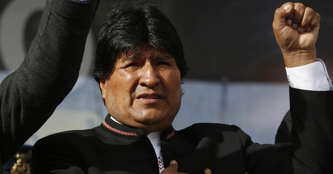 Bolivia's president goes to Cuba for medical treatment
