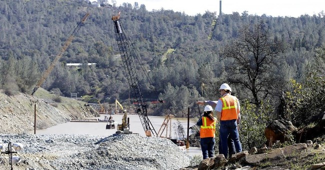 Official: Calif. faces $50B price tag for flood control
