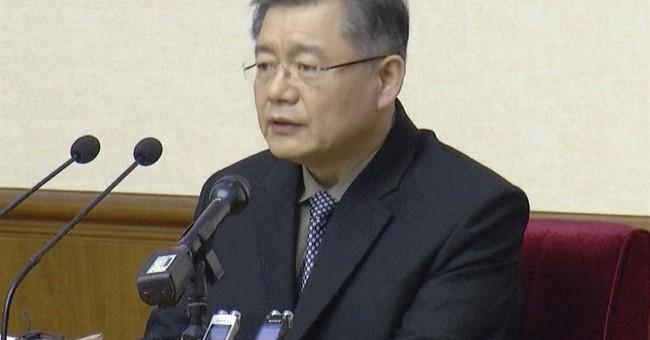 Canadian imprisoned in North Korea meets Swedish ambassador