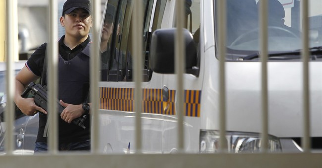 Malaysia releases N. Korean held in deadly chemical attack