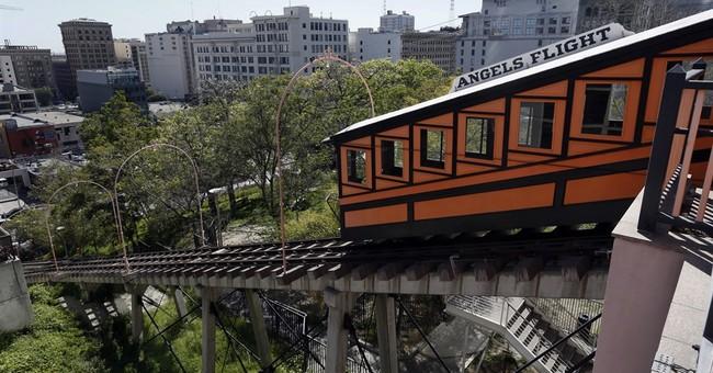 Beloved railroad seen in 'La La Land' chugging back to life