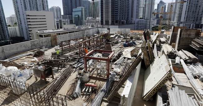 US construction spending drops 1 percent in January