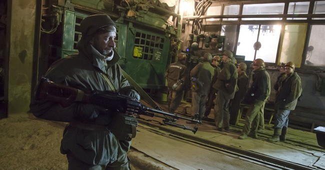 Russia-backed rebels take over factories, mines in Ukraine