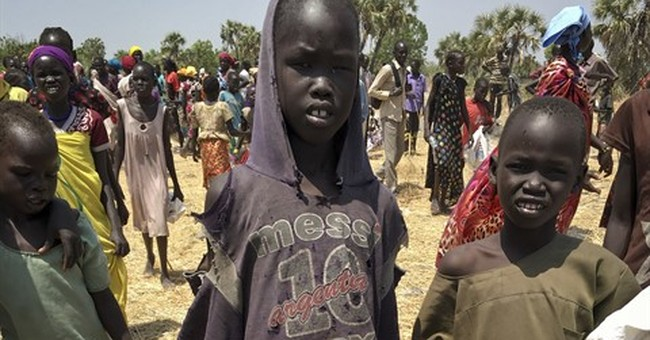 'I'm always hungry:' South Sudanese face war, now famine